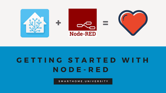 Getting started with Node-RED
