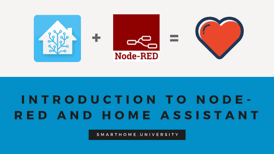A Match Made In Heaven Node Red And Home Assistant