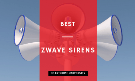 What is Z-wave siren and the best smart sirens you can buy