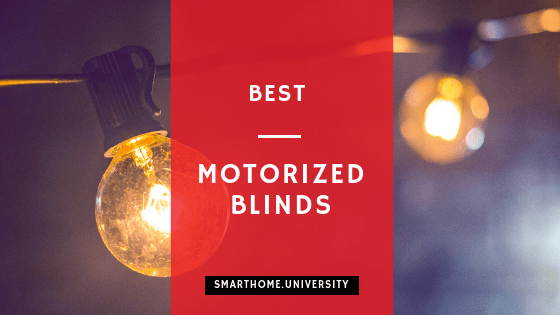 Best Motorized Blinds