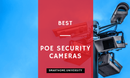 PoE Outdoor Camera