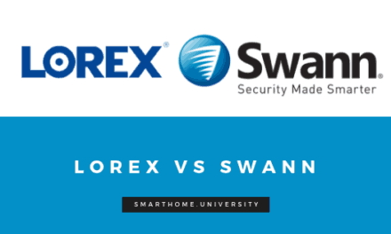 Lorex vs Swann: Comparing the Best PTZ Camera