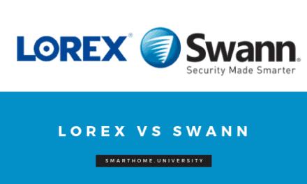 Lorex vs Swann: Comparing the Best PTZ Camera