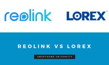 Reolink vs Lorex: Review of Two Best 8MP CCTV Cameras