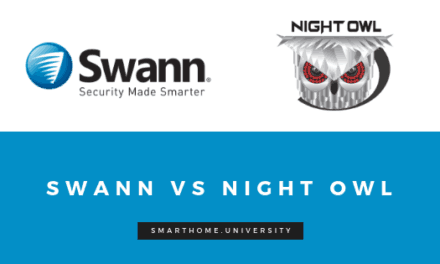 Swann vs Night Owl: Comparing Top Mid-level CCTV Cameras